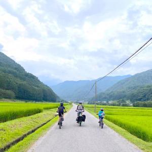夏休み向け子供企画「自転車冒険に出よう〜in辰野町」