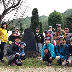 辰野町サイクリングマップvol.2「小野宿ぐるりんぐ」ガイドサイクリングしました!