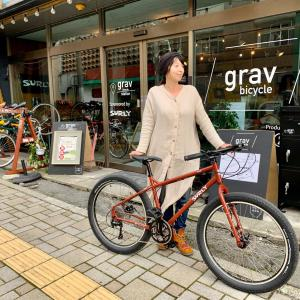 surly-Trollレンタルできます!女性、キッズ、シルバーに優しい自転車まちづくり