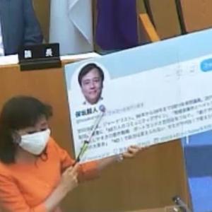 「保坂展人さん個人ツイッター」の問題、議会報告の続き〜文京区の成澤区長のアカウントを見習ってはどうですか?