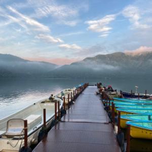 芦ノ湖でバス釣りにチャレンジ