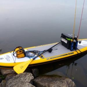夏休みは琵琶湖に釣りに行く