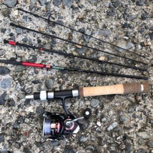 夏休みの琵琶湖夜釣り Day-1 19-08-09/琵琶湖-おかっぱり