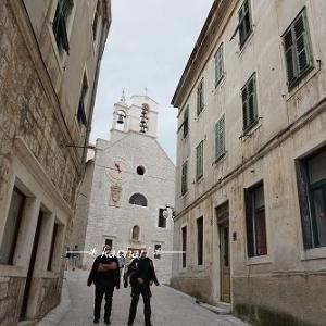 旧市街散策【シベニク】★クロアチア