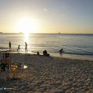 ハイアットリージェンシーからビーチへ★サイパン&ロタ島