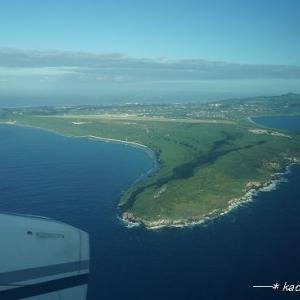初セスナ搭乗編2★空から見るマリアナ諸島