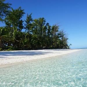 透明度に感動した海★GUATA BEACH