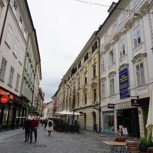リュブリャナ旧市街散策④★クロアチア&スロベニア旅行
