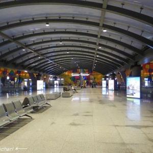 【セブ・マクタン空港】感動的に美しかった第2ターミナル出発ロビー★セブ島語学留学