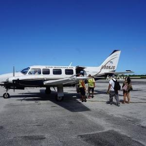ロタ島の空港でヤキモキ★サイパン&ロタ島