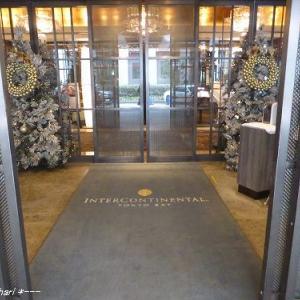 クリスマスデコレーションがツボだった♡ステイケーション5回目のホテル