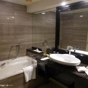 21Fレインボーブリッジビューの部屋★インターコンチネンタル東京ベイ