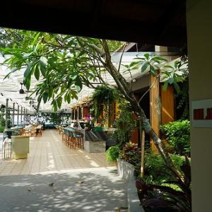 ■空港出発前にホテルのイタリアンへ★シンガポール