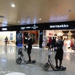 ヘルシンキ・ヴァンター国際空港でトランジット★クロアチア&スロベニア旅行