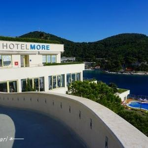アドリア海の見えるホテル 2泊目の部屋移動★クロアチア