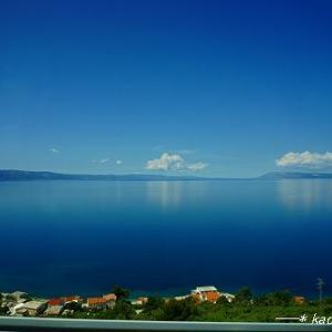 ハプニング発生で立ち寄った町「オミシュ」★クロアチア