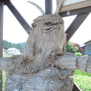 謎の藁人形17(アマビエ流行りにあやかって)