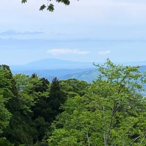 山からの景色('20春)
