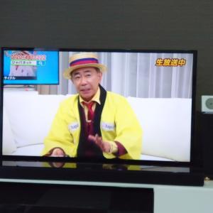 テレビショッピングに驚く