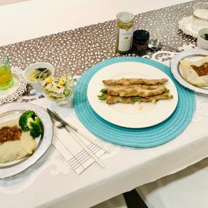 昨日のお夕飯☆