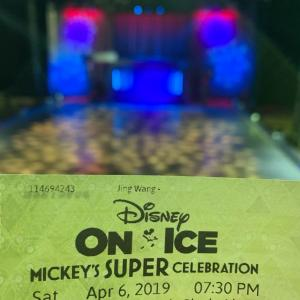 Disney On ice★