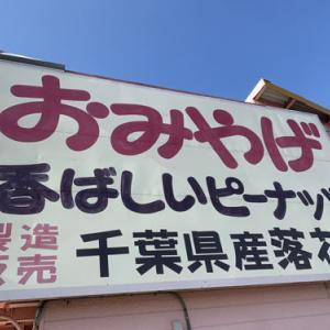 館山市にある木村ピーナッツさんでアイスを食べてきました!!