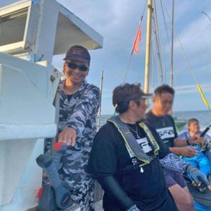 勝浦市漁師 6月・7月はイセエビ・サザエ漁が禁漁です!漁師の休日第一弾~