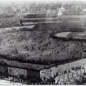 ★10月1日は1903年大リーグワールドシリーズが始まった日。