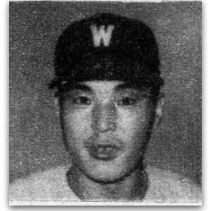 10月20日はプロ野球史上初本塁打を打った、藤井勇選手の誕生日。