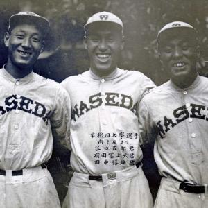 ◎大正名選手列伝 ② 田中勝雄~日本初の本塁打王-ベーブ・田中といわれたレジェンド