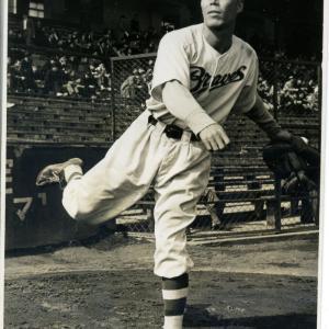 1月6日は鉄腕 野口二郎投手の生誕日(1919年)再掲載