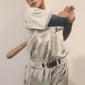 【首位打者列伝12】小鶴 誠 ~ 和製ディマジオと云われた、水爆打線の強打者