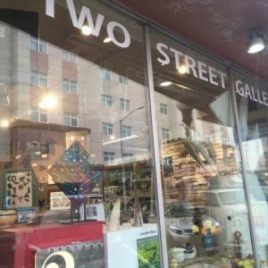 """アートギャラリー """"TWO STREET GALLERY"""""""