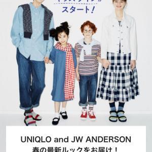 UNIQLO×JW ANDERSON♡