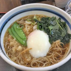 2019年11月15日(金)蕎麦一心たすけ 八重洲店@日本橋