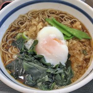 2020年03月25日(水)蕎麦一心たすけ 八重洲店@日本橋