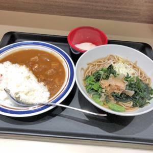 2020年04月03日(金)富士そば 東陽町店@東陽町