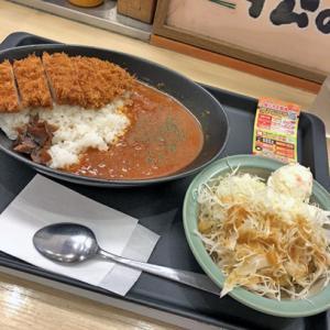 2020年07月06日(月)松のや 勝どき店@勝どき