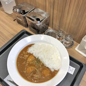 2021年01月20日(水)マイカリー食堂 豊洲IHI店@豊洲
