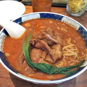 2021年08月31日(火)支那麺はしご 銀座四丁目店@銀座