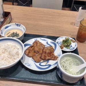 2021年09月09日(木)ねぎし 神田駅前店@神田