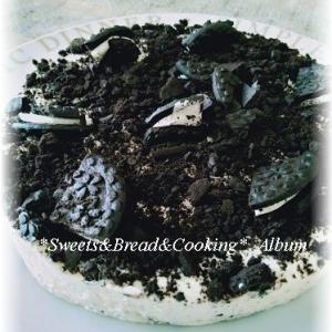 低カロリーオレオチーズケーキ
