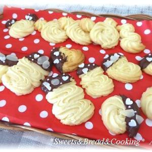 お友達と作ったバレンタインクッキー