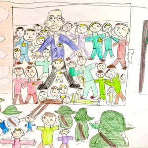 8歳の心に響く知識〜ホロコースト