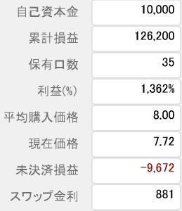 3/7 【ランド編】 <スポット購入>1000ランド
