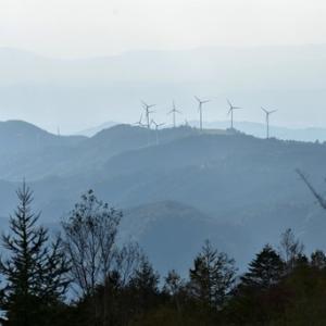 風車の見える丘