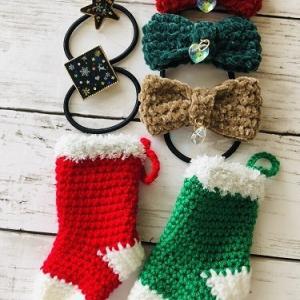 ふわふわクリスマス雑貨&冬のあったか小物♬