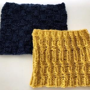 ☆ぬくぬく手編み小物と春を先取りアクセサリー☆
