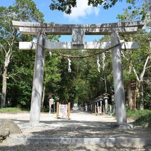 天誅組の足跡を訪ねて。 その3 「錦織神社」