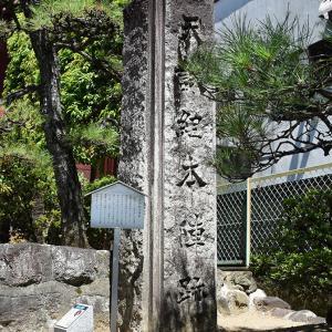 天誅組の足跡を訪ねて。 その11 「櫻井寺(天誅組本陣跡)」